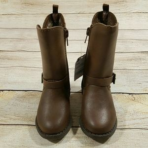OshKosh B'gosh Shoes - 🌟B2G1 NWT OshKosh Toddler Girls Riding Boots 5